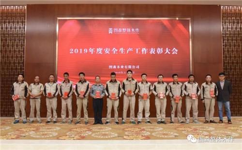 王董颁发2019年度特别表彰奖