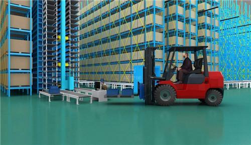 傳統倉庫和信息化倉庫